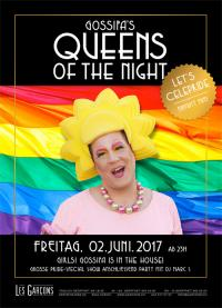 Gossipa's Queens of the Night - Let's celePride